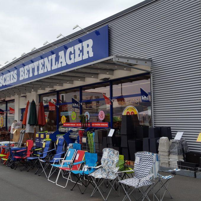 Dänisches Bettenlager Ludwigsburg & Herborn 1