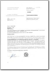 Freistellungsbescheinigung Finanzamt Bielefeld