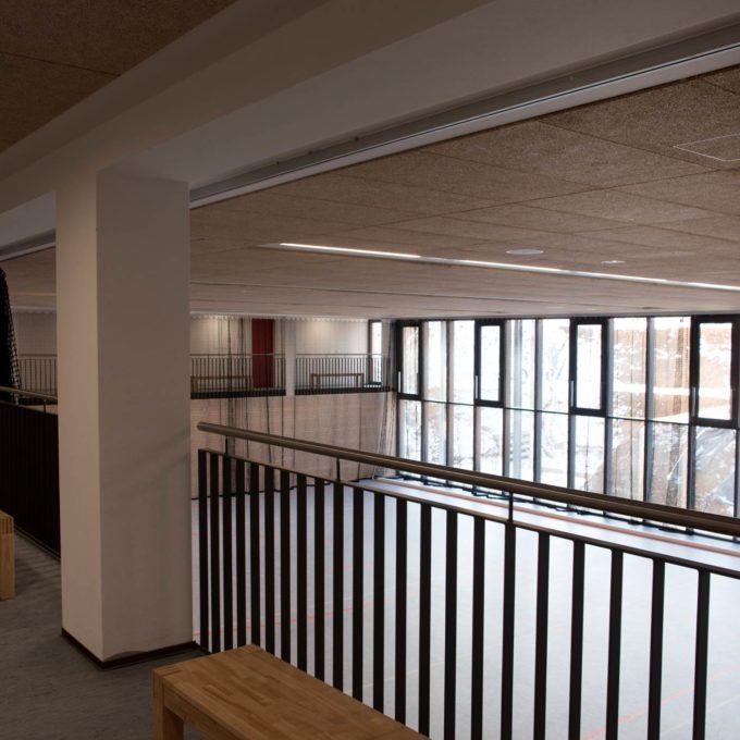 Neubau Sportzentrum Ost, Ludwigsburg 1