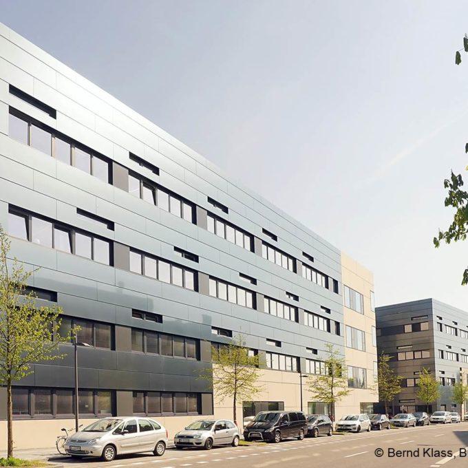 RWTH Aachen, Neubau NGP² 1