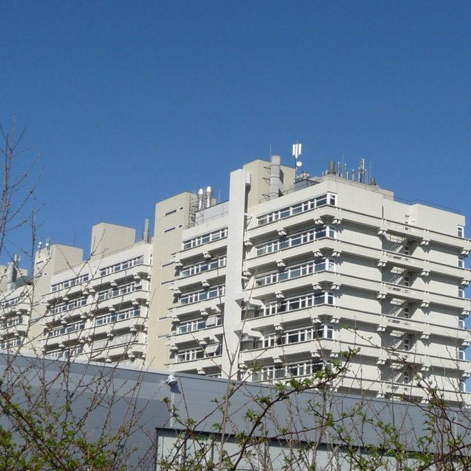 Universität Stuttgart, NWZ I 1