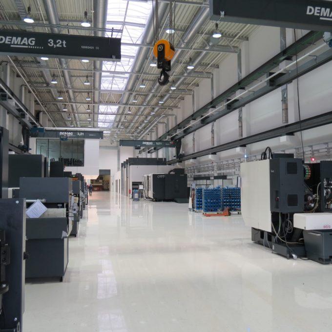 Deckel MAHO GmbH Seebach 1