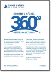Infoblatt 360° Gebäudetechnik