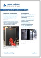 Infoblatt Heizungstechnik