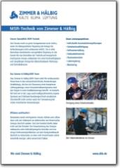 Infoblatt MSR Technik
