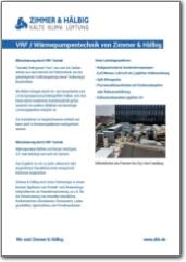 Infoblatt VRV Technik