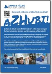 Infoblatt aZHubi!